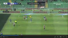 Highlights Palermo-Sampdoria 2-0, video gol Serie A 1 maggio 2016: Vazquez e Gilardino guidano i rosanero