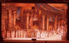 Aida (1968) at Royal Opera House Covent Garden