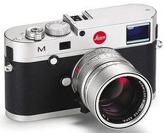 Manual de Leica M Rangefinder usuário da câmera digital (Instrução proprietários)