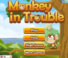 Monkey in Trouble - http://dotgames.de/game/166.html