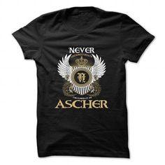 Cool ASCHER Shirts & Tees