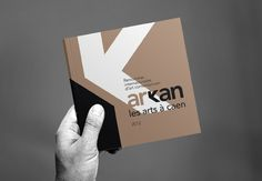 Identité Arkan 2012 // Agence Attribut