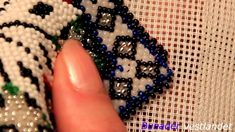 Perlet brystduk til Hardanger bunad Hardanger Embroidery, Beaded Embroidery, Norwegian Clothing, Different Stitches, Traditional Dresses, Class Ring, Needlework, Diy And Crafts, Beads