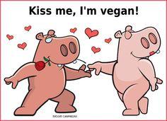 ♡♡♡ #veganvalentines