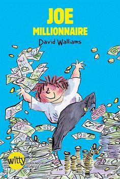 Joe Millionnaire, David Walliams (Avril 2013)
