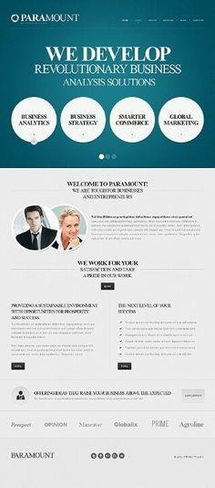 #Webtemplate design