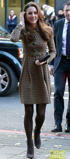 Kate Middleton em Londres (20/11)
