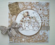 Snow Family from Passion for Papercraft by Pauline C