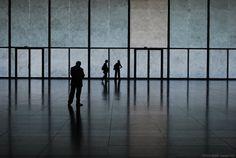 Panoramio - Photo of Berlin – Neue Nationalgalerie von Mies van der Rohe