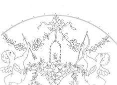 Broderie D'Antan: Embroidery Patterns