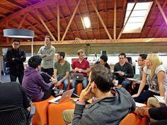 Klout non-tech hackathon! - @katelin_cruise