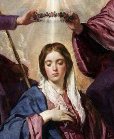 Nossa Senhora Rainha - Imagens, fotos, vitrais, pinturas. Nossa Senhora Rainha, Our Lady Queen, Королева нашей леди, 我們的女王女王, 私たちの女王