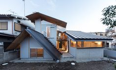 Gallery - Eaves Around House / y+ M design office - 7