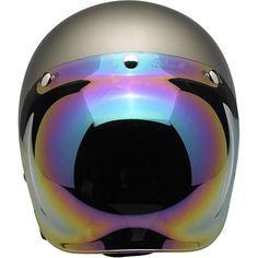 $25 Biltwell Inc. / Biltwell Bubble Shield - Rainbow Mirror