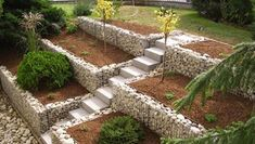 Advice, tricks, and also quick guide when it comes to acquiring the most effective result and attaining the maximum perusal of Hillside Landscaping Ideas Sloped Backyard Landscaping, Landscaping On A Hill, Sloped Yard, Landscaping Retaining Walls, Landscaping Ideas, Terraced Landscaping, Hillside Garden, Terrace Garden, Sloping Garden