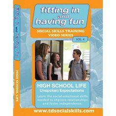 Fitting In & Having Fun Vol 4: High School Life