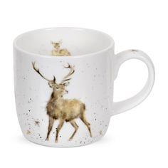 NEED!  Royal Worcester Wrendale Designs Wild at Heart Fine Bone China Mugs Set of 6 - Mugs - Shop By Item -Royal Worcester UK