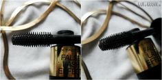 TEST: MAX FACTOR - False Lash Effect - Maskara
