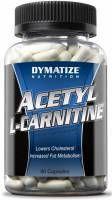 Dymatize Nutrition Acetyl L-Carnitine jest suplementem wspierającym szybkie i skuteczne spalanie tkanki tłuszczowej. W tej formie suplement jest jeszcze mocniejszy.