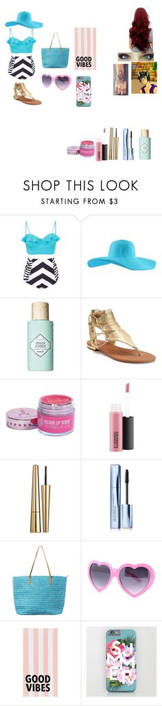 """""""My Street other oc (Season Two Love ~ Love paradise)"""" by octrash809 ❤ liked on Polyvore featuring Benefit, Apt. 9, Victoria Beckham, Estée Lauder, Phase Eight and PBteen"""