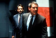 Raul Julia & Harrison Ford