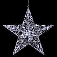 Buy John Lewis Acrylic Light Star Decoration Online at johnlewis.com