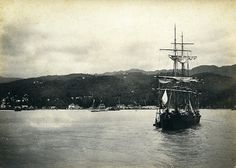 Harbour at St Ann's Bay, Jamaica