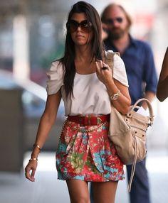 cute skirt/shirt