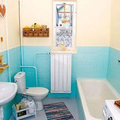 Ako sme zrenovovali starú kúpeľňu 2. - obnova podlahy, vane a radiátora