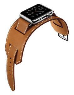 La manchette AppleWatch x Hermès