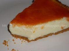 Meu Blog de Receitas: Torta de Ricota com Goiabada