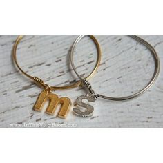 Inspired Bangle - Silver or Gold -