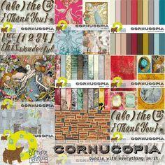 Collections :: C :: Cornucopia by Berna's Playground :: Cornucopia - Bundle