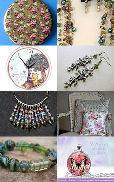 Spring Dreams   by Tina Packer on Etsy--Pinned with TreasuryPin.com