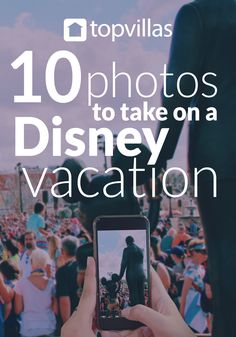If a picture is worth a thousand words, the sheer number of photo opportunities at Disney World Orlando will literally leave you speechless.