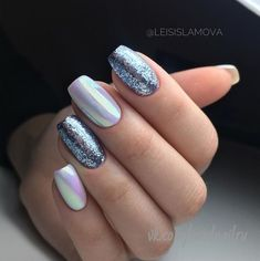Wedding Nails-A Guide To The Perfect Manicure – NaiLovely Fancy Nails, Cute Nails, Pretty Nails, Nail Tip Designs, Ombre Nail Designs, Acrylic Nails, Gel Nails, Nagel Hacks, Rose Gold Nails