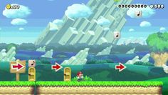 Nintendo's new flagship game will teach you to design new levels by purposefully limiting your options.