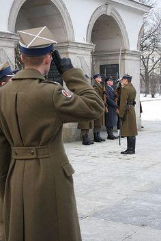 Square Polish military hat - Rogatywka