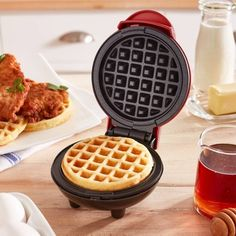 Mini electric Waffles Maker Bubble Egg Cake Oven Breakfast Waffle Machine Egg Ca Mini Waffle Recipe, Waffle Recipes, Keto Recipes, Dinner Recipes, Healthy Recipes, Cooker Recipes, Dessert Recipes, Desserts, Sandwich Toaster