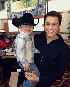 Austin and Logan again awe