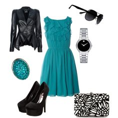 Work and Happy Hour, created by ashlyn-42 on Polyvore