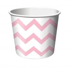 Chevron Stripe Treat Cups - Yellow Includes paper cups that measure High x Wide.Yellow Weight (lbs) Length (inches) Width (inches) 6 Height(inches) Birthday Party Supplies Yellow One Size Birthday Unisex All Ages Papel Chevron, Chevron Paper, Fiesta Party Decorations, Fiesta Theme Party, Pony Party, Pots, Party Set, Diy Party Supplies, Ahoy Matey
