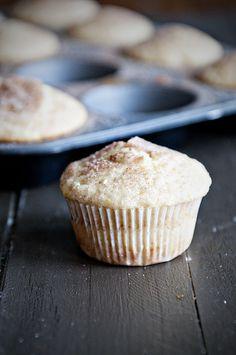 Vanilla Vanilla Muffins