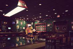 Moe's Tavern - Universal Studios Florida