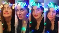 """Новый год 2016: Как стать рождественской Санта Лючией """"Уютерры""""? ))"""