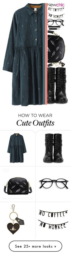 """""""Newchic (2\10) ♥"""" by av-anul on Polyvore featuring Vivienne Westwood, A Little Lovely Company, NYFW, topset, newchic and avanul"""