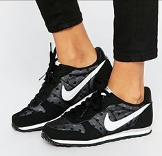New Nike Women's Genicco Print Athletick Sneakers Training Running Black Size 8 | Clothing, Shoes & Accessories, Women's Shoes, Athletic | eBay!