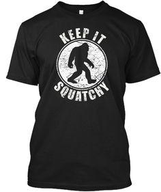 SH-rong Bigfoot Gone Squatchin Toddler Custom T-Shirt Boys