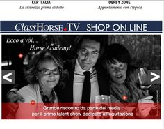 Celebrating #HorseAcademy with Luca Panerai (@classhorsetv) & Lelia Polini (@K P Italia).  And making sure the #students are in perfect position with their Selleria Pariani #saddles!