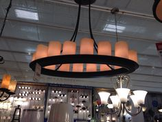 Lighting for dining room.. Lowes